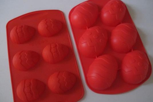Easter Egg Moulds