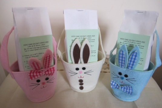 Mini Eggs Bunny Bags