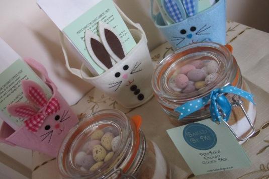 Easter baking goodies