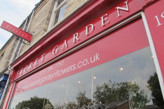 Secret Garden Florist Jesmond