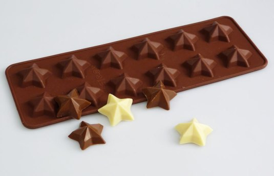 Magic Stars Mould
