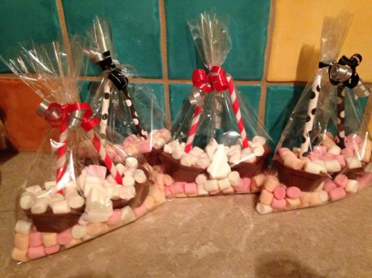 Chocolate Spoons by Tracey Campbell