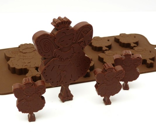 Fairy Chocolate Mould