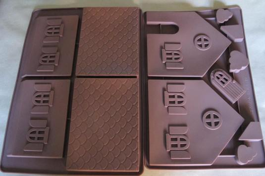 Gingerbread House Mould