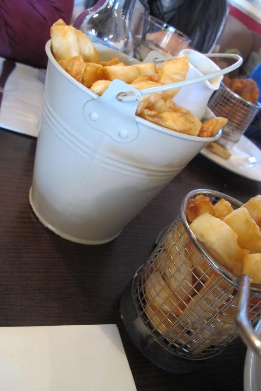 Chips Bucket