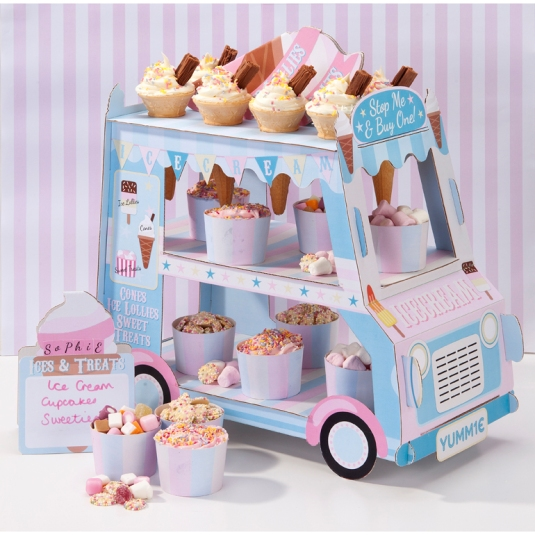 Ice Cream Van Party Stand