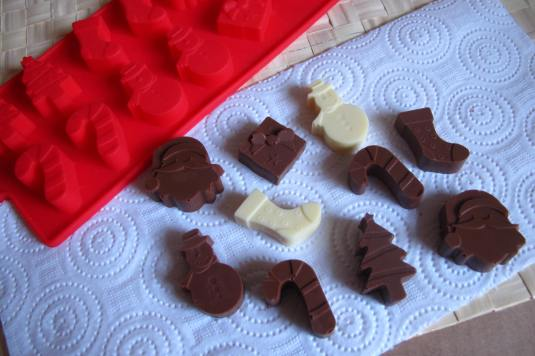 Festive Christmas Chocolates
