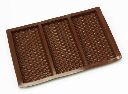 Bubble Design Chocolate Mould