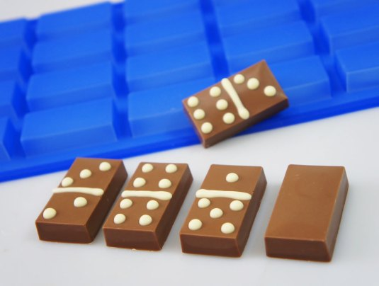 Domino chocolates