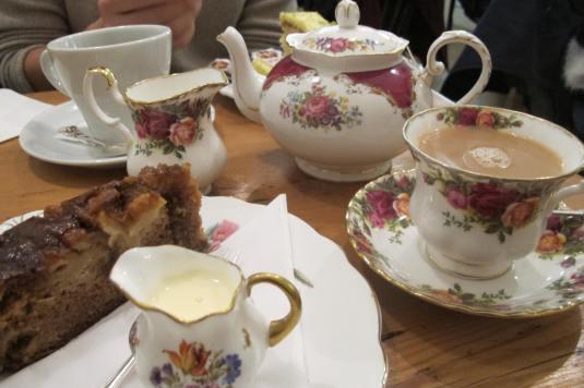 White Rabbit Tea Room Nottingham