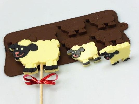 Sheep Chocolate Mould