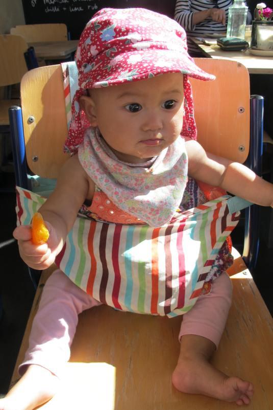 Gro Company Chair Harness
