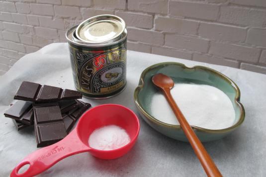 Honeycomb ingredients
